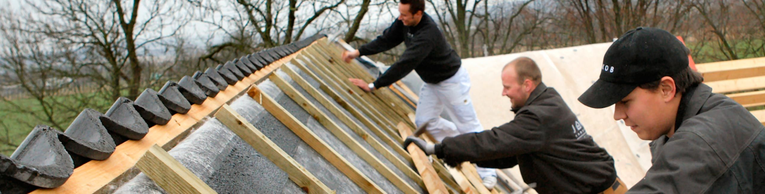 Jakob Tømrerfirma stabilt tømrerfirma med base i det østjyske